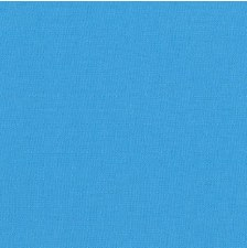 "Kona Cotton 44"" Fabric- Blues- Algeria"