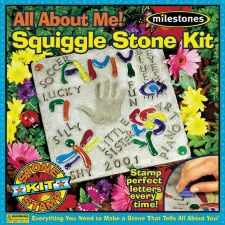 Stepping Stone Kit- All About Me! Squiggles