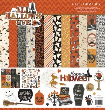 All Hallows Eve Collection Kit