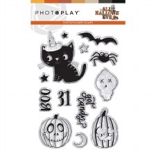 All Hallows Eve Stamps