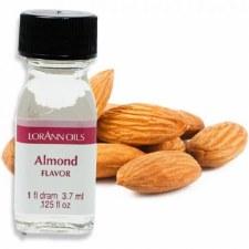 Oil Flavoring, 1fl dram- Almond