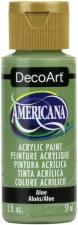 Americana Acrylic Paint, 2oz- Greens: Aloe