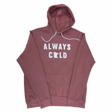 Always Cold MN Hoodie- Large