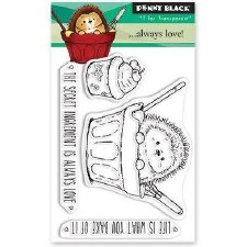Penny Black Clear Stamp- ... Always Love!