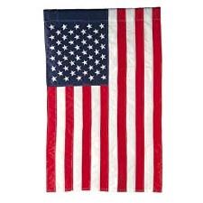"""12""""x18"""" Garden Flag- American"""