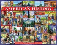 American History - 1,000 Piece Puzzle