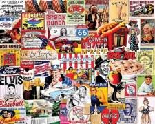Americana - 1,000 Piece Puzzle
