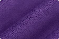 "Cuddle Fleece, 90""- Purples- Amethyst"