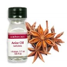 Oil Flavoring, 1fl dram- Anise