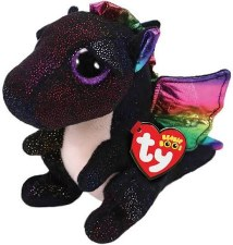Ty Beanie Boos- Anora the Dragon