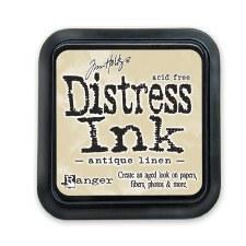 Tim Holtz Distress Ink- Antique Linen Ink Pad