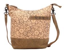 Myra Shoulder Bag- Apricot