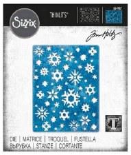 Tim Holtz Christmas Thinlits- Artic