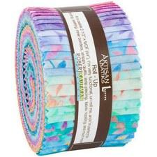 Roll-Up Fabric Strips- Artisian Batiks: Serendipity