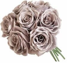 Ashley Rose Wedding Bouquet- Ash