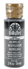 FolkArt 2 Oz. Acrylic Paint- Ash