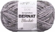 Bernat Blanket Yarn- Ashen Titanium