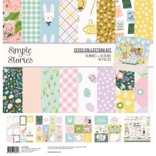 Bunnies + Blooms Collection Kit