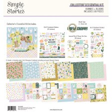 Bunnies + Blooms Collector's Essentials Kit