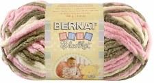Baby Blanket Yarn- Petunias