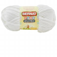 Baby Blanket Yarn- White