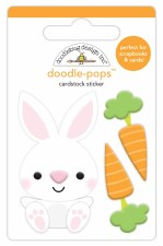 Hoppy Easter Doodle-Pops- Baby Bunny