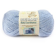 Baby Coordinates Yarn- Soft Blue