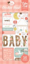 Baby Girl Stickers- Sticker Book