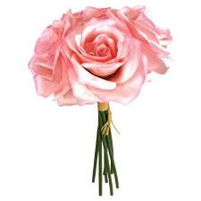 Ashley Rose Wedding Bouquet- Baby Pink