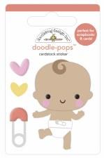 Bundle of Joy Doodle-Pops - Baby Steps