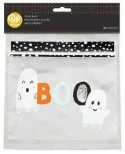 Halloween Favor/Treat Bags- Boo, 20ct