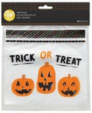 Halloween Favor/Treat Bags- Trick or Treat, 20ct