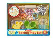 Melissa & Doug Baking Play Set