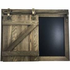 Mix the Media Barn Door Chalkboard