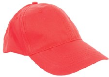Baseball Cap- Red
