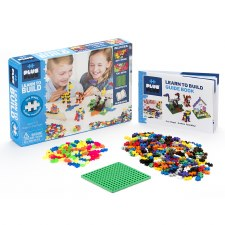 Plus Plus Learn to Build Box Set- Basic