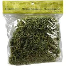 Spanish Moss, 4oz- Basil