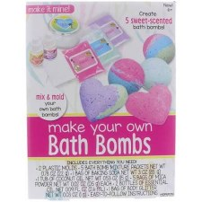 Craft Kit- Make Your Own Bath Bombs