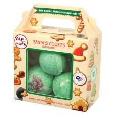 Bath Bomb 3pk- Santa's Cookies