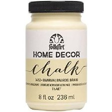 FolkArt Home Decor Chalk Paint 8 oz- Bavarian