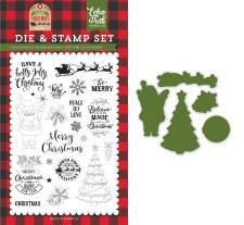 My Favorite Christmas Stamp & Die Combo Set