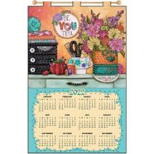 2022 Felt & Sequin Calendar Kit- Be You