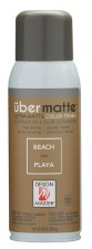 Design Master Ubermatte Spray Paint- Beach