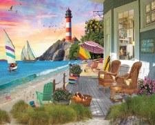 Beach Vacation - 1,000 Piece Puzzle