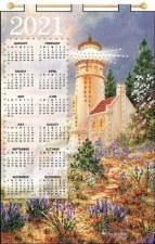 Jeweled 2021 Calendar - Beacon of Hope