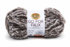 Go For Faux Yarn- Bear