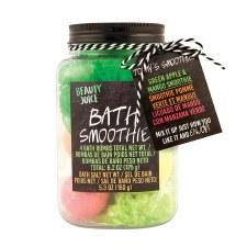 Bath Smoothie: Bath-In-A-Jar Set