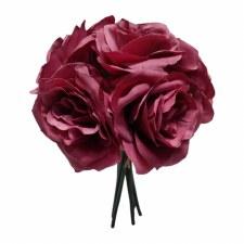 Ashley Rose Wedding Bouquet - Berry