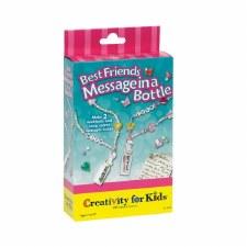 Creativity for Kids Mini Kits- Best Friends Message In A Bottle