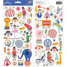Big Top Dreams Sticker Sheet